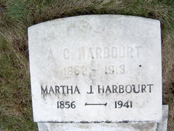 Martha J. <I>Henderson</I> Harbourt