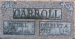 Delbert A Carroll
