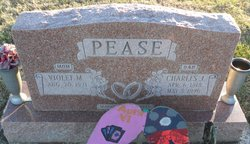 Charles J Pease