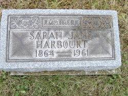 Sarah Jane Harbourt