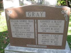 Hannah <I>Milne</I> Gray