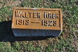 Walter Kron
