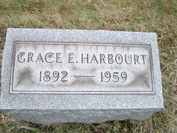 Grace E. <I>Griffith</I> Harbourt