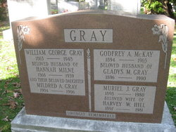 Mildred Adele Gray