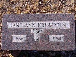 Jane Ann Krumpeln