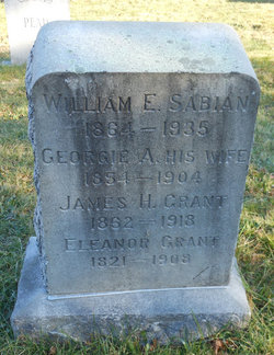William E Sabian