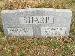 Harry Joseph Sharp