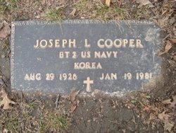 Joseph L Cooper