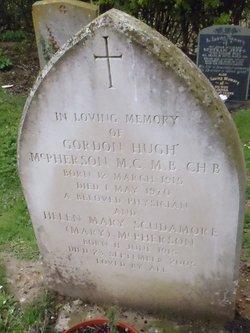Gordon Hugh McPherson