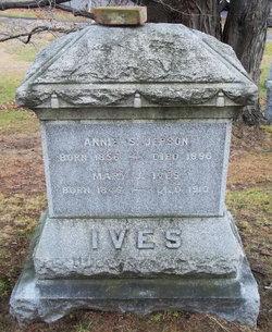 Mary J. <I>Merritt</I> Ives