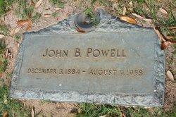 John B Powell