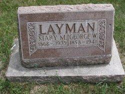 George W. Layman