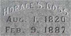 Horace S Goss
