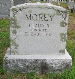 "Elizabeth M. ""Lizzie"" <I>Leary</I> Morey"