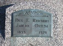 Paul E Reichert