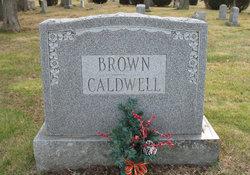 Hattie Moore <I>Brown</I> Caldwell