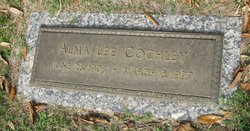 Alma <I>Lee</I> Cochley