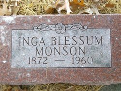 Inga <I>Blessum</I> Monson