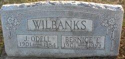 Bernice E Wilbanks