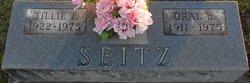 Tillie F <I>Nowicki</I> Seitz