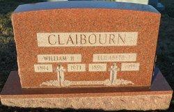 William H Claibourn