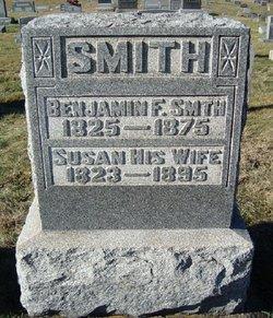 Susan <I>Mauck</I> Smith