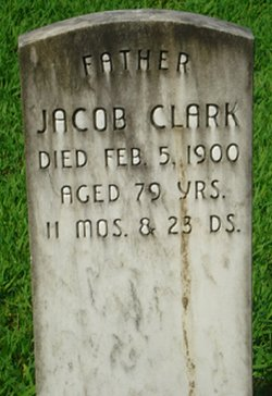Jacob F Clark
