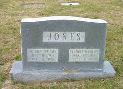 Rodney Wilson Jones