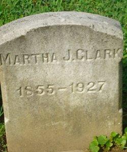Martha J Clark