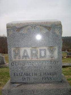 Benjiman B. Hardy