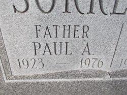 Paul A. Sorrentino