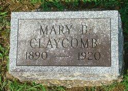Mary B Claycomb