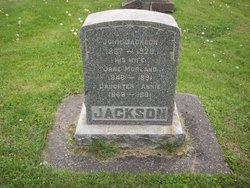 Jane <I>Morland</I> Jackson
