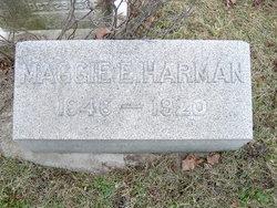 Maggie E. Harman