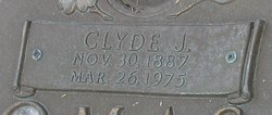 Clyde J Thomason