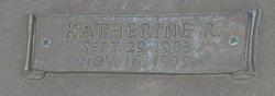 Katherine R. <I>Rabun</I> Thomason