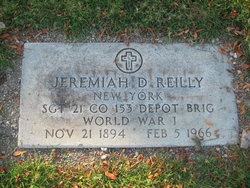 Jeremiah Daniel Reilly