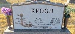 Ruth M <I>Jensen</I> Krogh
