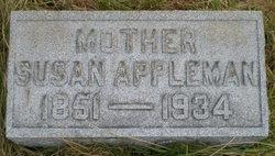 Susan <I>Pote</I> Appleman