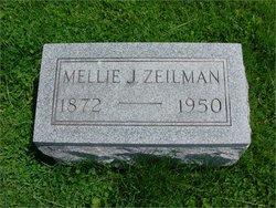 """Melsena Jeanette """"Mellie"""" <I>Zeilman</I> Zeilman"""