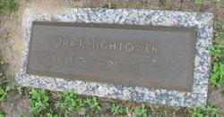 Ora I Hightower