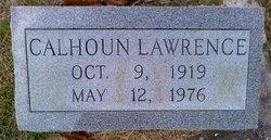 Calhoun Lawrence