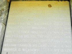 William Franklin Williams