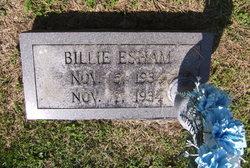 Billie Esham