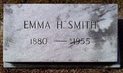 Emma Camella <I>Hicks</I> Smith