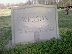 Joseph Reynolds Wesson