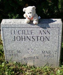Lucille Ann Johnston