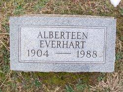 Mary Alberteen <I>Feeler</I> Everhart