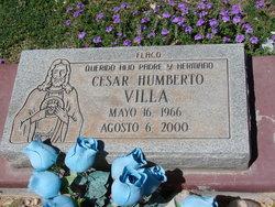 Cesar Humberto Villa