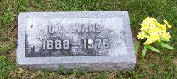 Chesney Hamilton Evans